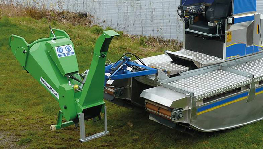 Truxor Wood Chipper
