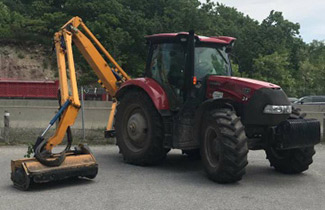 Used Industrial Mowers And Roadside Mowers For Sale